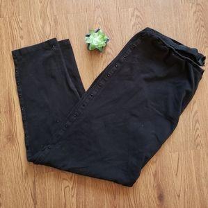 Style & Co black leggings. Size 3X